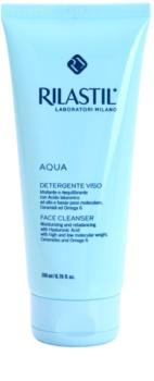 Rilastil Aqua очищуюча емульсія для шкіри обличчя