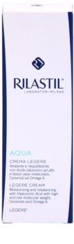 Rilastil Aqua leichte feuchtigkeitsspendende Creme