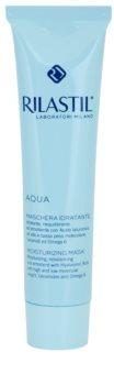 Rilastil Aqua hydratační maska s kyselinou hyaluronovou