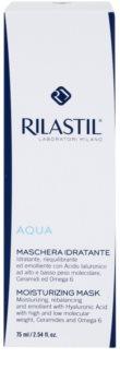 Rilastil Aqua maseczka nawilżająca z kwasem hialuronowym