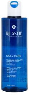 Rilastil Daily Care agua micelar limpiadora para rostro y ojos