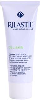 Rilastil Deliskin creme protetor e hidratante para a pele sensível com tendência a aparecer com vermelhidão