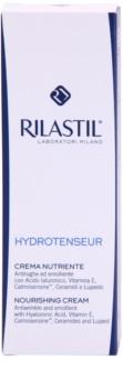 Rilastil Hydrotenseur nährende Hautcreme gegen Falten