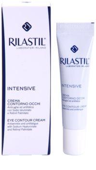 Rilastil Intensive krem pod oczy przeciw zmarszczkom, opuchnięciom i cieniom pod oczami
