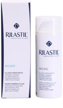 Rilastil Micro vlažilni fluid proti prvim znakom staranja kože