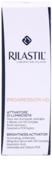 Rilastil Progression HD rozjasňující protivráskové sérum pro zralou pleť