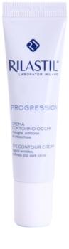 Rilastil Progression Eye Cream to Treat Wrinkles, Swelling and Dark Circles