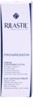 Rilastil Progression Oogcrème  tegen Rimpels, Zwellingen en Donkere Kringen