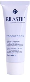 Rilastil Progression crema idratante antirughe per pelli mature