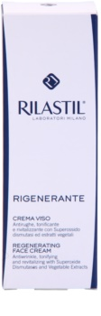 Rilastil Regenerating revitalisierende Gesichtscreme gegen Falten