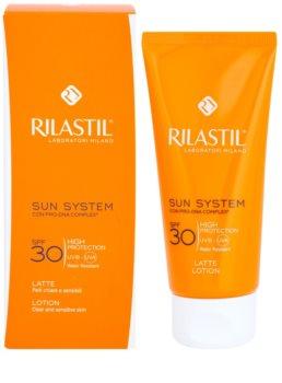 Rilastil Sun System ochranné opaľovacie mlieko SPF 30