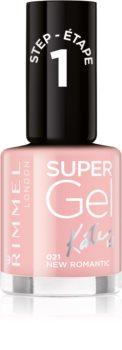 Rimmel Super Gel By Kate gelový lak na nehty bez užití UV/LED lampy