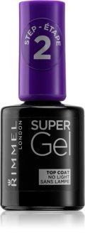 Rimmel Super Gel Step 2 protective top coat of gloss
