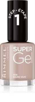 Rimmel Super Gel Step 1 Гелевий лак для нігтів без використання UV/ LED лампи