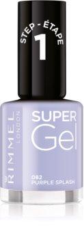 Rimmel Super Gel Step 1 Gel Nail Varnish without UV/LED Sealing
