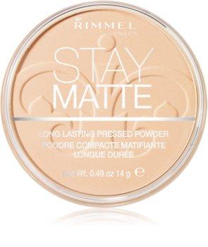 Rimmel Stay Matte pudr
