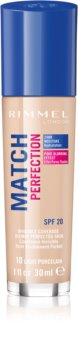 Rimmel Match Perfection tekutý make-up SPF 20
