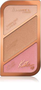 Rimmel Kate palette contouring