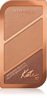 Rimmel Kate paleta pentru bronzare