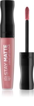 Rimmel Stay Matte Liquid Matte Lipstick