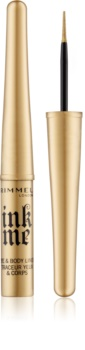 Rimmel Ink Me Eye & Body Liner рідка підводка для очей