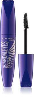 Rimmel ScandalEyes WOW Wings Volumizing and Curling Mascara