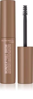 Rimmel Wonder'Full Brow mascara sourcils waterproof