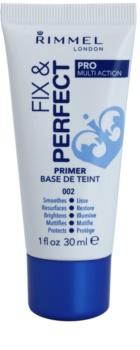 Rimmel Fix & Perfect Primer 5 In 1