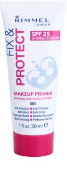 Rimmel Fix & Protect prebase de maquillaje SPF 25