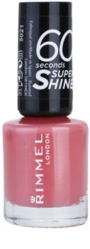 Rimmel 60 Seconds Super Shine esmalte de uñas