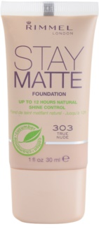 Rimmel Stay Matte mattierendes Make-up