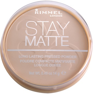 Rimmel Stay Matte Poeder