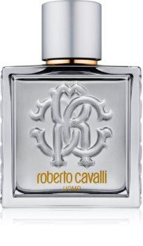 Roberto Cavalli Uomo Silver Essence toaletná voda pre mužov 100 ml
