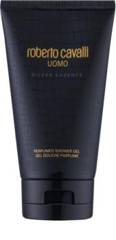 Roberto Cavalli Uomo Silver Essence Douchegel voor Mannen 150 ml