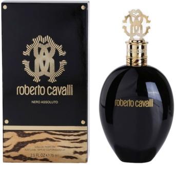 Roberto Cavalli Nero Assoluto Eau de Parfum for Women 75 ml