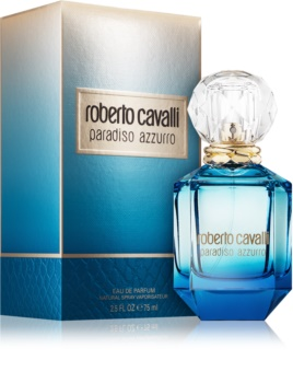 Roberto Cavalli Paradiso Azzurro Parfumovaná voda pre ženy 75 ml
