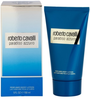 Roberto Cavalli Paradiso Azzurro lapte de corp pentru femei 150 ml