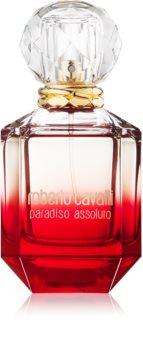 Roberto Cavalli Paradiso Assoluto Eau de Parfum voor Vrouwen  75 ml