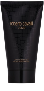 Roberto Cavalli Uomo After Shave Balsam Herren 150 ml