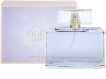 Roberto Verino Gold Diva eau de parfum pentru femei 90 ml