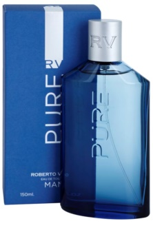 Roberto Verino Pure Man woda toaletowa dla mężczyzn 150 ml
