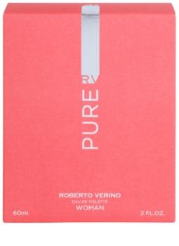 Roberto Verino Pure For Her woda toaletowa dla kobiet 60 ml
