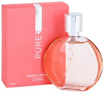 Roberto Verino Pure For Her Eau de Toilette voor Vrouwen  60 ml