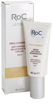 RoC Pro-Correct creme regenerador   antirrugas