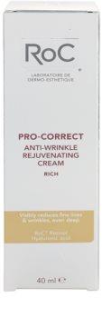 RoC Pro-Correct regenerační krém proti vráskám