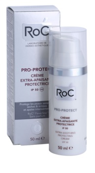 RoC Pro-Protect intenzivní zklidňující a ochranný krém SPF 50