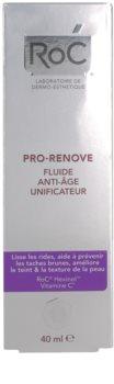RoC Pro-Renove fluid za poenotenje kože proti staranju