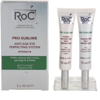 RoC Pro-Sublime intenzivní péče proti otokům a tmavým kruhům