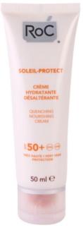 RoC Soleil Protect hidratáló naptej SPF 50+