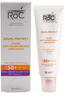 RoC Soleil Protexion+ Light Protective Fluid against Dark Spots SPF 50+